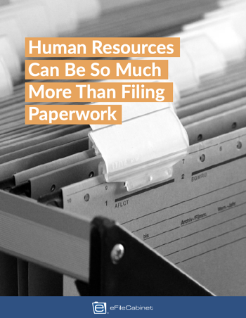 HR can be so much more than filing cover