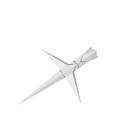 Origami dragon fly is a symbol of automation